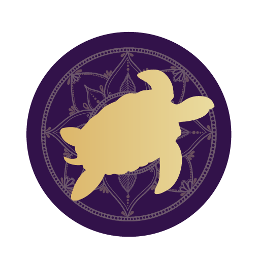 Turtle mandala icon
