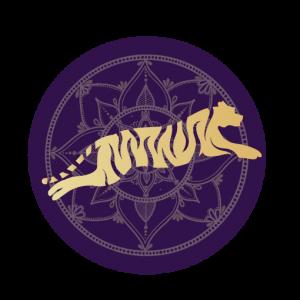 Tiger mandala icon