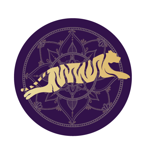 Tiger mandala icon