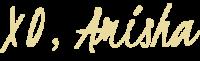 Amisha Patel Signature Gold